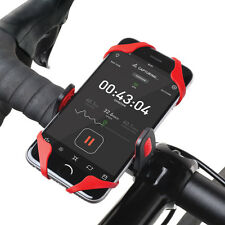 OSO Bike Handlebar Mount Holder for Smartphone - 2 x Spider Straps Included