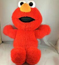 Hasbro Tickle Me Elmo Sesame Street Laughing Talking Giggling Stuffed Plush Toy
