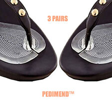 Pedimend Gel Toe Posts Cushion Sandals Flip Flop Toe Thong Protector Pads Insole