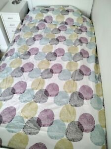 IKEA multi  Single Duvet Cover + pillowcase
