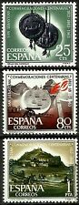 SPAIN, ESPAÑA, 150th. Anniv. RECONSTRUCTION OF SAN SEBASTIAN, MNH, COMPLETE SET