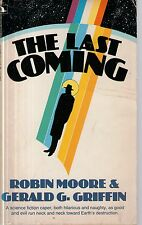 ROBIN MOORE & GERALD G GRIFFIN - The last coming - p/b