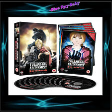 FULLMETAL ALCHEMIST BROTHERHOOD - COMPLETE SERIES COLLECTION * BRAND NEW BOXSET*
