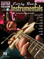 Guitar Play-Along: Early Rock Instrumentals Guitar Volume... by Hal Leonard Corp