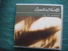 Agatha Christie - The ABC Murders - 3 disc audio cd - VG
