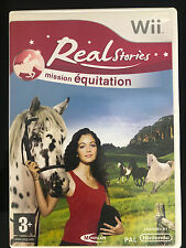 Ral Stories : Mission Equitation pour Nintendo Wii