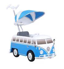 Genuine Volkswagen Kids T2 Push Bus - Blue ZGB521A718 050