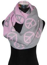 Bufanda de mujer grises, 100% lana