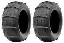 Set of (2) 28x12-14 Cst Sand Blast UTV ATV Rear Paddle Tires 28-12-14