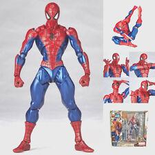 Marvel Spider Man No.002 Action Figure Yamaguchi Katsuhisa Revoltech Kaiyodo Toy
