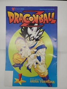 Dragon Ball Z #1 [Comic Book] Akira Toriyama 1999 Viz Select Comics