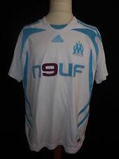maillot + short de football vintage de l'équipe de l'Olympique de Marseille Adid