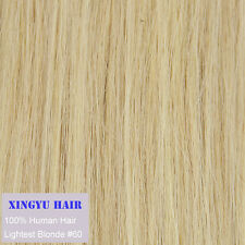 "14""-24"" Remy Human Hair Weft Straight Human Hair Extensions 100g More Colors"