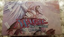 Urza's Saga Chinese Factory Sealed Booster Box Magic the Gathering - Very Rare -