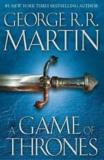 A Game of Thrones by George R.R. Martin (English) Hardcover Book