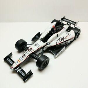 2014 Kurt Busch signed GREENLIGHT Suretone Honda Indy 500 1/18 Diecast READ