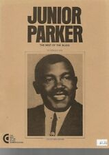 Partition pour chant - Junior Parker - The best of the blues