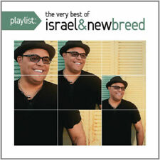 ISRAEL & NEW BREED Playlist The Very Best Of... (2014) 13-track CD album NEW