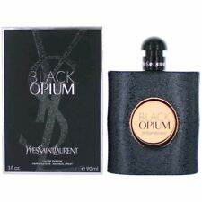 Black Opium Perfume by Yves Saint Laurent, 3 oz EDP Spray for Women NEW