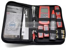 UNI-T UT681A Multi-Function Cable Finder set,Test Port:RJ-45 x1,RJ-11 x 1