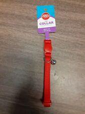 Adjustable Breakaway  Cat Collar with Bell,