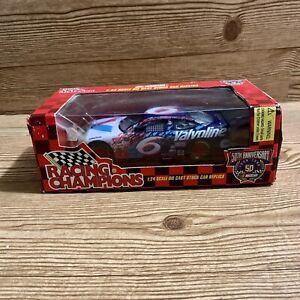 1998 Racing Champions NASCAR 50th Valvoline Mark Martin 1:24 Scale Die Cast Car