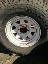 4X4 Dueller Tyre and Rim 31 X 10.50 R15  Brand New