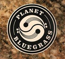 Telluride Blugrass Festival Sticker - Planet Bluegrass Sustainable Festivation