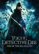 Young Detective Dee: Rise of the Sea Dragon, DVD, Mark Chao, William Feng, Angel