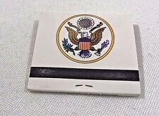 US Capitol / Washington DC  Matchbook - Fifth District Illinois Box of 50 packs