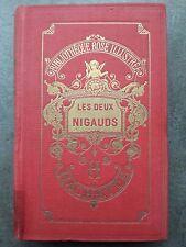 """""""Les deux nigauds"""" / Contesse de Ségur - Bibliothèque rose illustrée 1921"""