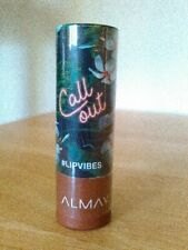 Almay Lip Vibes Lipstick, 240 Call Out, .14 oz. new, sealed