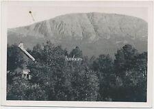 Foto Norwegen-Landschaft   1940   2.WK  (B263)