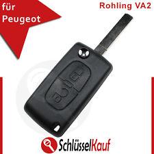 PEUGEOT Autoschlüssel BOXER EXPERT 207 407 208 307 308 Ersatz Fernbedienung Neu