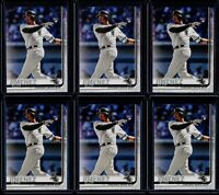 2019 Topps Series 2 Eloy Jimenez 6 Card RC Lot #670 Rookie Chicago White Sox CWS