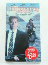 Thunderheart VHS Val Kilmer Graham Greene Sam Shepard West Coast Video Sticker