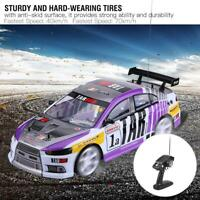 70km/h 4WD High Speed RC Racing Car Drift Vehicle 1/10 Vehicle Kids Gift A