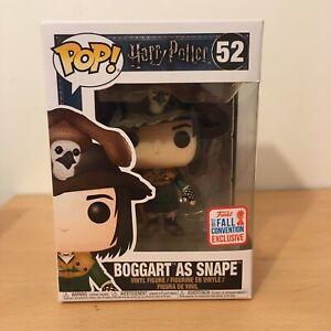 Harry Potter Boggart As Snape Funko Pop Vinyl Figure