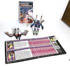Transformers G1 Laserbeak + Frenzy Complete