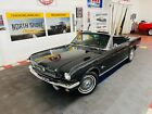 1966 Ford Mustang - CONVERTIBLE - 4 SPEED MANUAL - SEE VIDEO Green Ford Mustang with 78,191 Miles available now!