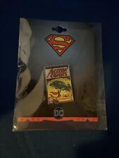 Action Comics No.1 Pin Superman Dc Sealed New