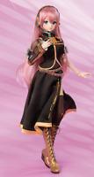 DD Megurine Luka Volks Dollfie Dream 570mm Doll Figure from JAPAN