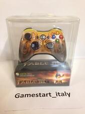 CONTROLLER WIRELESS FABLE 3 III - XBOX 360 - ORIGINALE MICROSOFT - NUOVO NEW
