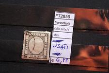 FRANCOBOLLI ITALIA ANTICHI STATI USATI (F72856)