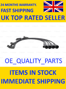Ignition Wires Leads Set Kit Spark Plug Cables 0986356743 BOSCH for Renault