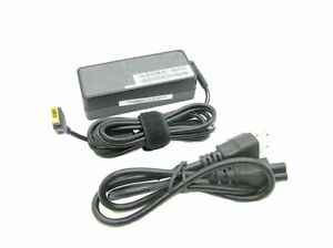 Genuine OEM Lenovo ThinkPad ADLX65NCC2A 20V 3.25A 65W IdeaPad Charger With Cord