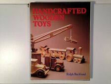 Handcrafted Wooden Toys by Ralph Buckland MG TC, Model T, Trains, Planes & More