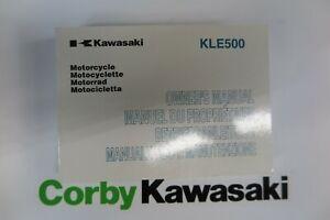 KAWASAKI KLE500 B OWNERS MANUAL