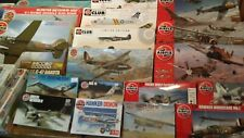 Airfix New & Vintage 1/72, 1/48 Model Aircraft - Your Choice of Model