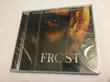 FROST (Vincent Gillioz) OOP 2004/2006 Ltd (500) Score OST Soundtrack CD SEALED